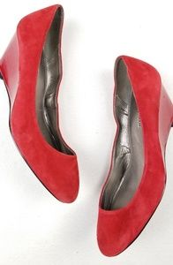 Kelly and Katie red shoes size 7